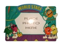"""R 1 Рамка для фотографий """"Дисней"""" из полирезины 10х15 конфетки"""