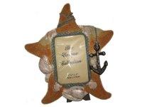 29216 Рамка для фотографий из керамики ( морская звезда ) 10х15