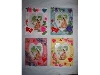 5050 Рамка для фотографий из керамики ( сердца ) 10х15