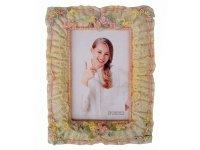 7021 Рамка для фотографий из керамики ( свадебная ) 10х15
