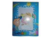 МТ 639 Рамка для фотографий с фигурками ( мальчик ) 10х15 (2 сорт)