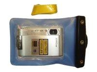 WP 70 Пластик.чехол для фотоаппарата (водонепроницаемый до глубины 3 метра) без насадок под зум-объе