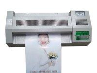 Ламинатор SSE 002-320  с максимальной шириной ламинирования 32 см.